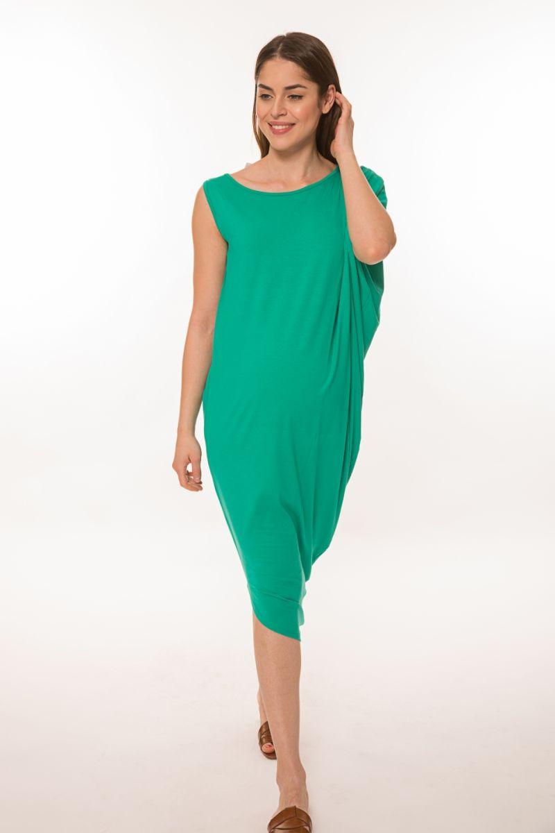 Fiona kismamaruha hosszú  zöld